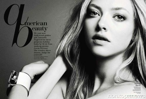 ������ ������� � ������� Marie Claire. ������� 2011