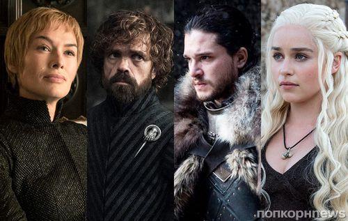 Кто умрет, а кто спасется: что случится с героями «Игры престолов» в 8 сезоне