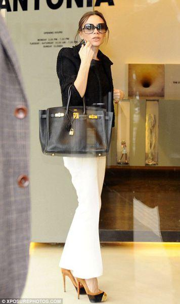 Виктория Бэкхем: боль в угоду моде