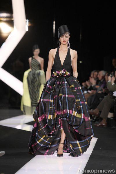 Модный показ Armani Prive. Весна / лето 2013