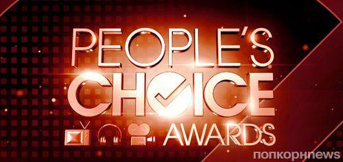 Номинанты People's Choice Awards 2012