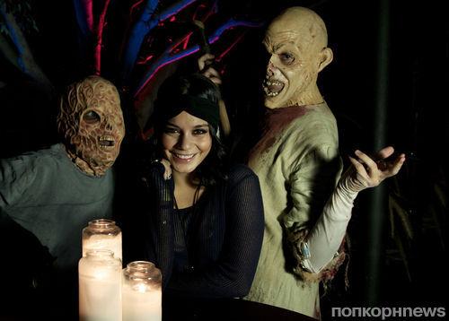 Звезды на Halloween Horror Nights
