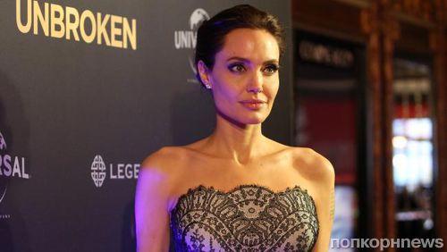 Анджелина Джоли о браке, материнстве и менопаузе: «Я не хочу снова быть молодой»