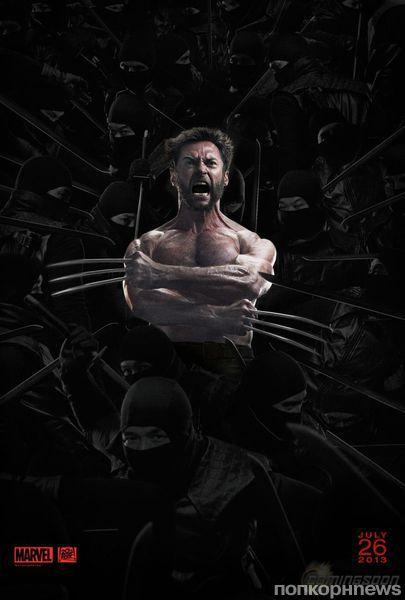 """Новый постер и кадры фильма """"Росомаха: Бессмертный"""""""
