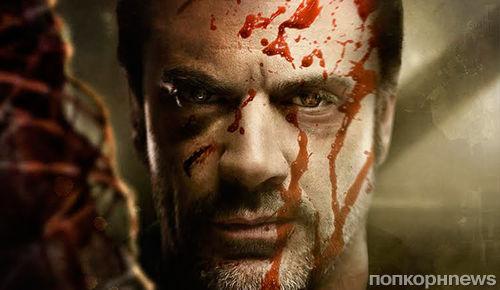 Джеффри Дин Морган рассказал о своем «знакомстве» с Ниганом в «Ходячих мертвецах»