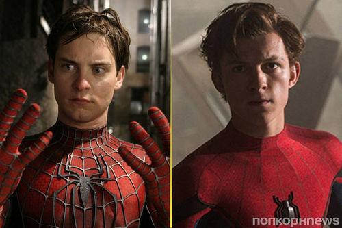 Том Холланд хочет увидеть Тоби Магуайра в роли дяди Бена в киновселенной Marvel