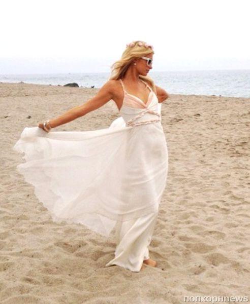Пэрис Хилтон снялась в клипе корейского поп-певца