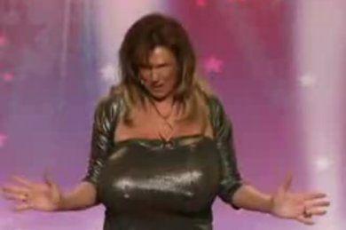 Видео: жещина, которая поразила судей шоу Das Supertalent