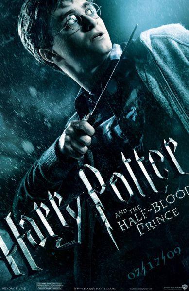Новый трейлер фильма «Гарри Поттер и Принц-полукровка»