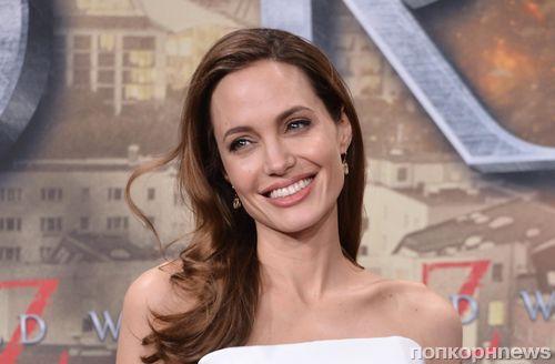 Анджелина Джоли самая высокооплачиваемая актриса