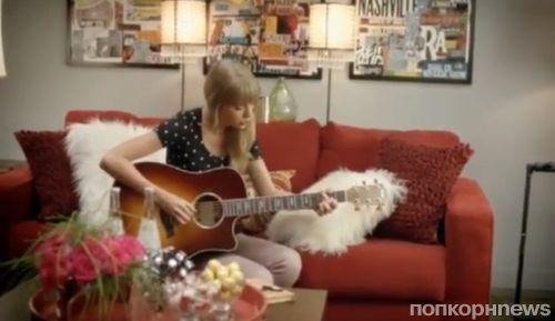 Промо-видео с участием Тэйлор Свифт для церемонии VMA