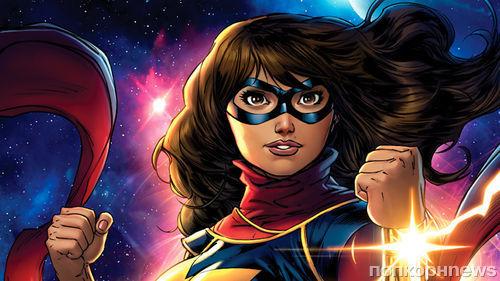 Marvel введет в свою киновселенную первую мусульманскую супергероиню