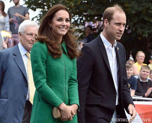 Принц Уильям считает волосы Кейт Миддлтон ночным кошмаром