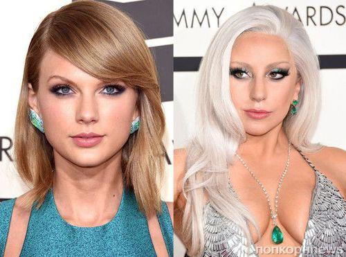 Леди Гага, Тейлор Свифт и Марго Робби вошли в список самых сексуальных звезд 2017 от Victoria's Secret