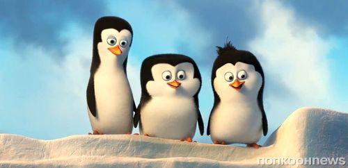 """Дублированный отрывок мультфильма """"Пингвины Мадагаскара"""""""