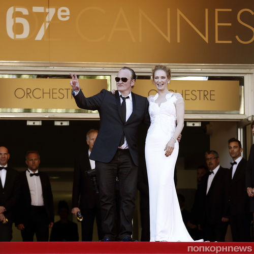 Церемония закрытия Каннского кинофестиваля 2014