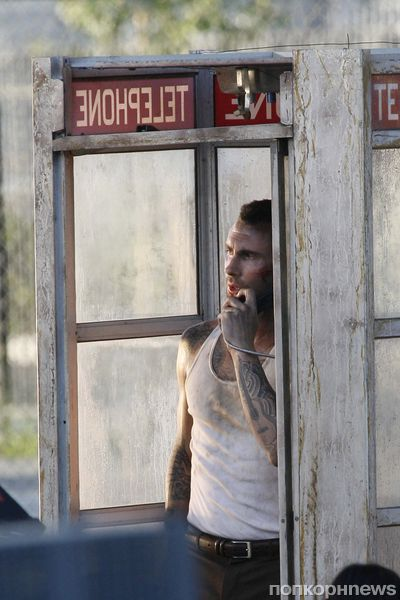 Новый клип Maroon 5 и Уиза Халифы — Payphone