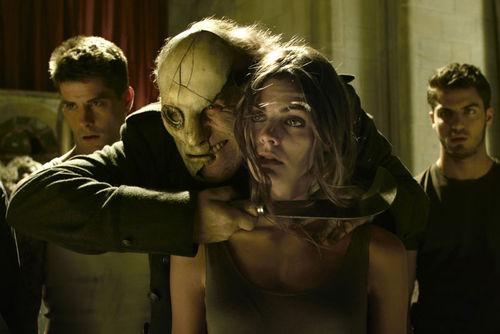 """Дублированный трейлер фильма """"Шрамы 3D: Опыты с паранормальным"""""""