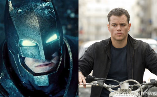 Мэтт Дэймон: «У Голливуда закончились супергерои»
