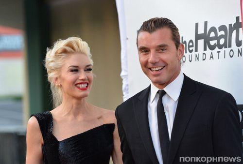 Гвен Стефани разводится с супругом Гевином Россдейлом после 13 лет брака