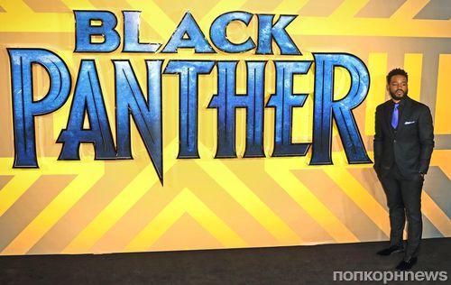 Мартин Фриман, Чедвик Боузман, Лупита Нионго и другие звезды на лондонской премьере «Черной пантеры»