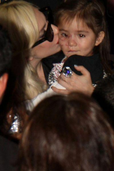 Lady GaGa любит своих фанатов