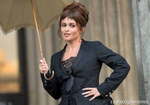 Официально: Хелена Бонем Картер снимется в 3 сезоне сериала «Корона»