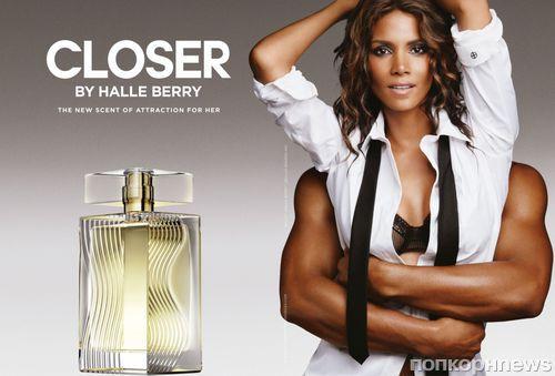 Рекламный ролик аромата Closer от Халли Берри