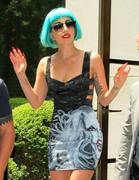 Lady Gaga � ������ ����� ����
