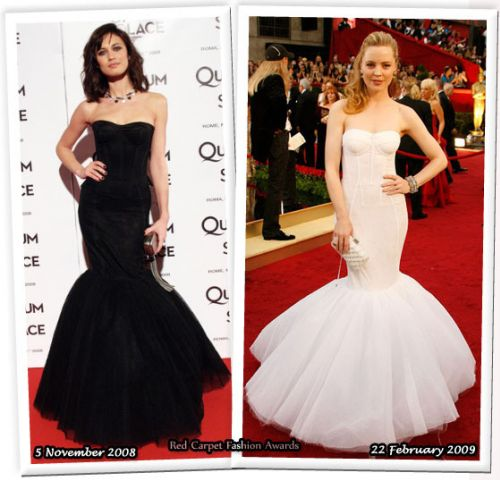 Fashion battle: Ольга Куриленко и Мелисса Джордж