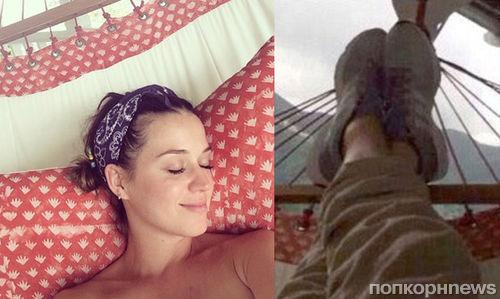 Кэти Перри отдыхает вместе с DJ Diplo?