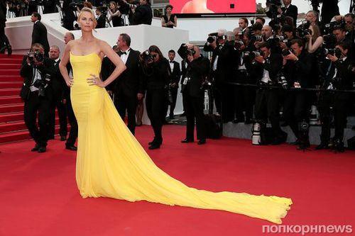 Звезды Голливуда на красной дорожке Канн-2015 – день 2