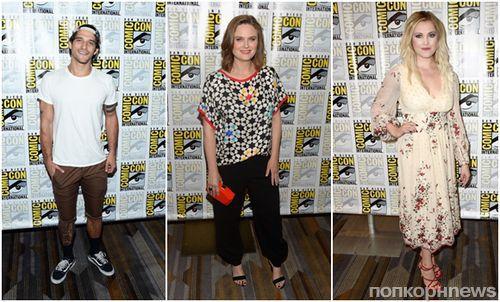 Фото репортаж с Comic Con 2016: звезды «Сотни», «Костей», «Волчонка»