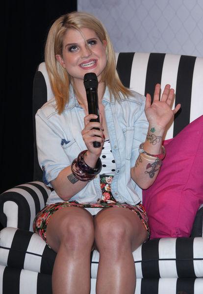 Келли Осборн большая поклонница Мадонны