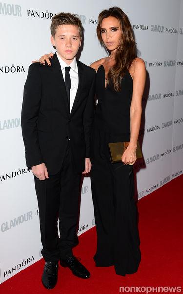 Звезды на церемонии «Женщина года» журнала Glamour в Лондоне