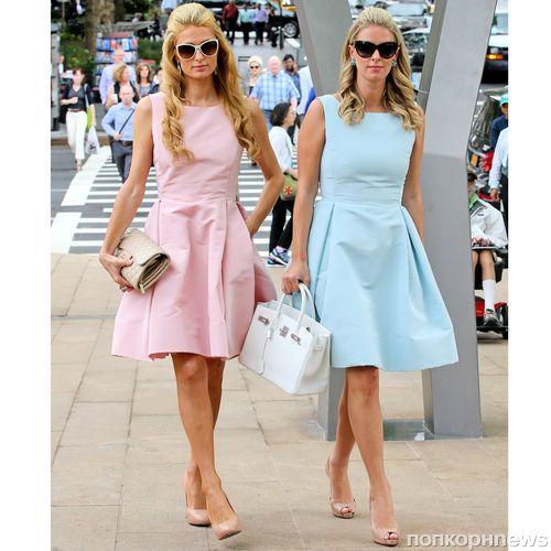 Fashion battle: Пэрис Хилтон и Ники Хилтон