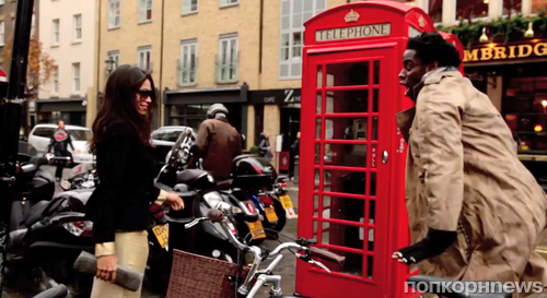"""Клип группы The Bullitts на песню """"Supercool"""" с Розарио Доусон"""