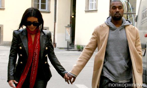Ким Кардашян не понравился ее медовый месяц в Ирландии