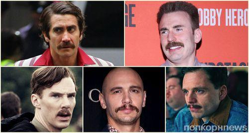 #СбритыНоНеЗабыты: 10 голливудских красавцев, которых изуродовали усы