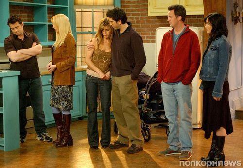 Названы самые популярные серии из культовых сериалов 90-х и 2000-х