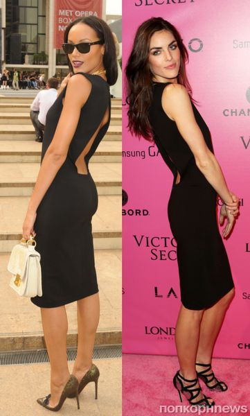 Fashion battle: Селита Ибэнкс и Хилари Рода