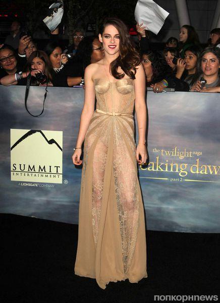 Кристен Стюарт названа самой хорошо одевающейся женщиной 2013 года