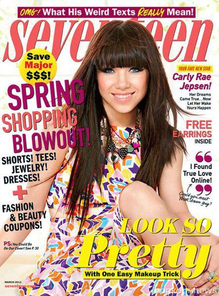 ����� ��� ������� � ������� Seventeen. ���� 2013