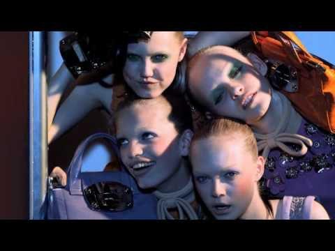 Рекламный ролик Miu Miu Осень / Зима, снятый Мадонной