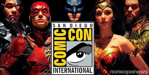 Репортаж с панели Warner Bros. на Comic Con 2017: «Аквамен», «Лига справедливости» и другие анонсы