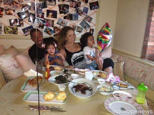 Звезды в Твиттере: Кристин Дэвис с мужчинами Кэрри Брэдшоу, а Ким Кардашян со звездными друзьями