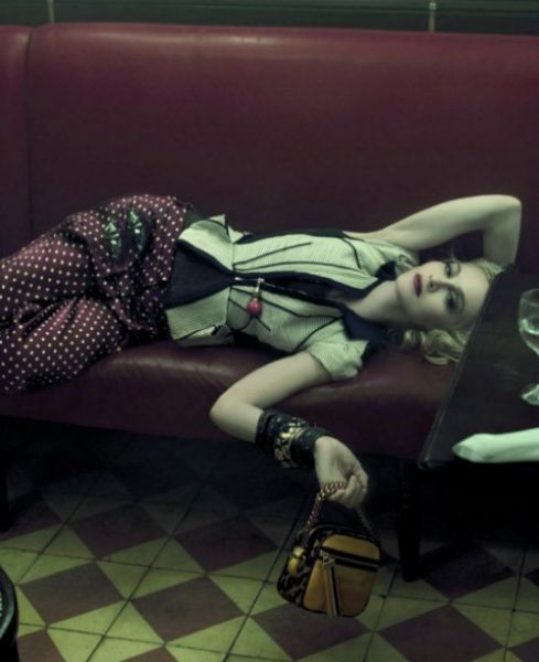 Видео: Мадонна для Louis Vuitton S/S 2009