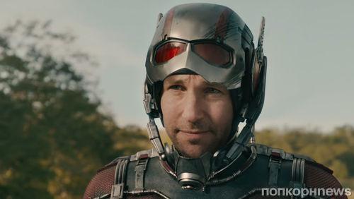 «Человек-муравей»: смешные моменты, не попавшие в кадр