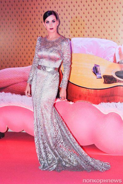 """Кэти Перри на премьере фильма """"Кэти Перри: Частичка меня 3D"""" в Рио-де-Жанейро"""