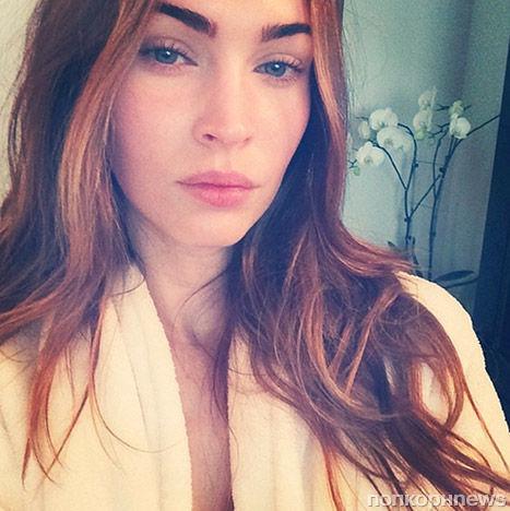 Меган Фокс завела аккаунт в Instagram
